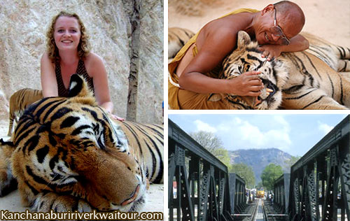 River Kwai Tiger Temple Day Tour